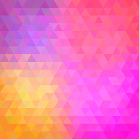 mosaic tiles: Geometric hipster retro background with place for your text. Retro background colors, vector background.