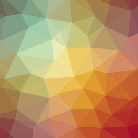 range of motion: Geometric hipster retro background with place for your text. Retro background colors, vector background.
