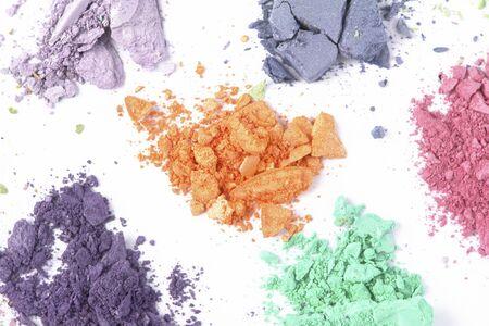 Cosmetic color Stock Photo