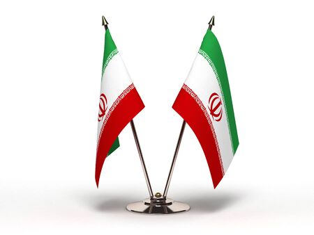 Miniature Flag of Iran