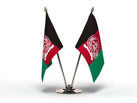 afghan flag: Miniature Flag of Afghanistan