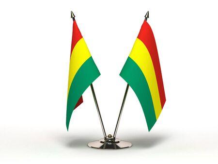 Miniature Flag of Bolivia  Stock Photo - 15498710
