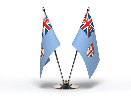 Miniature Flag of Fiji Stock Photo - 15498737