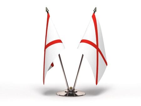 Miniature Flag of Alabama Stock Photo - 16564496