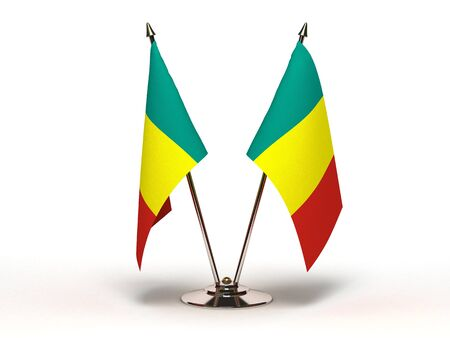 Miniature Flag of Mali  Stock Photo - 16564522