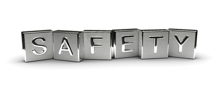 Metal Safety Text