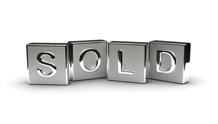 Metal Sold Text