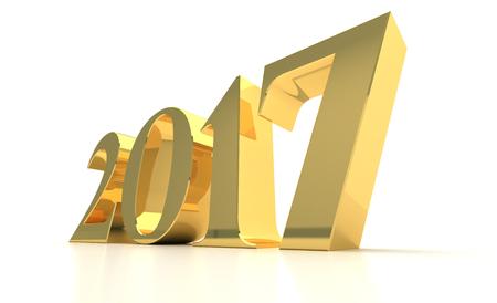 Neues Jahr 2017