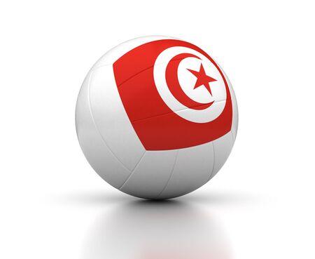 Tunusia Volleyball Team