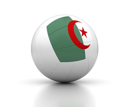Algerian Volleyball Team