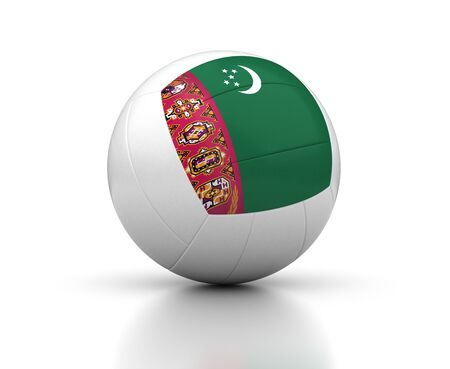 Turkmenistan Volleyball Team