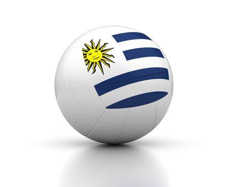 Uruguayan Volleyball Team