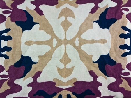 pattern background design of Soldiers clothing  photo