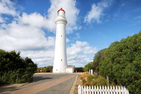 Split Point Lighthouse, Aireys Inlet, Great Ocean Road, Victoria, Australia