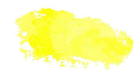 Yellow watercolor background for textures backgrounds and web banners design