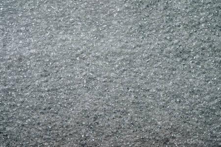 Foam bubble texture background