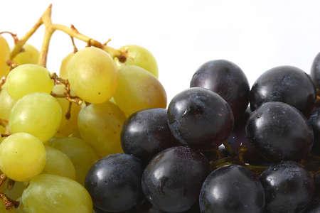 Close-up di uve come un concetto di cibo sano