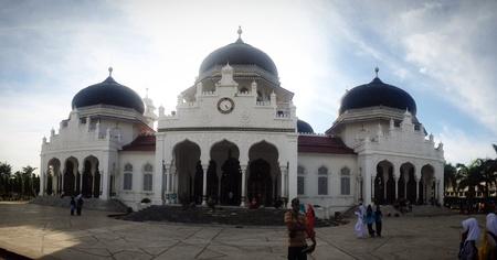 Mesjid Raya Baiturrahman Banda Aceh  - 印度尼西亚