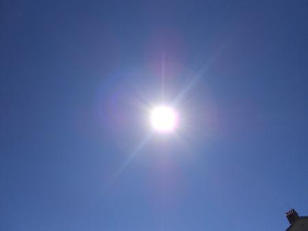 słońce: Słońce Zdjęcie Seryjne