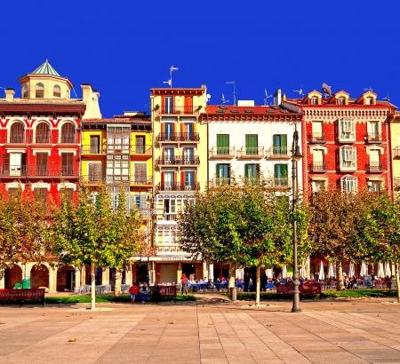 spanish homes: Belle case nella citt� vecchia