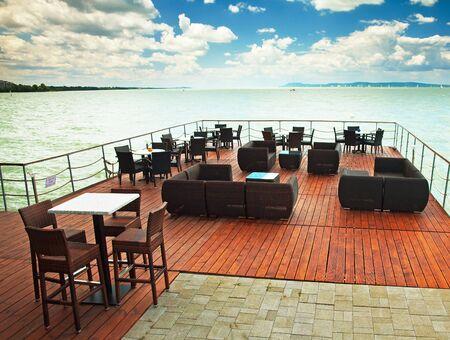 Bar at the lake