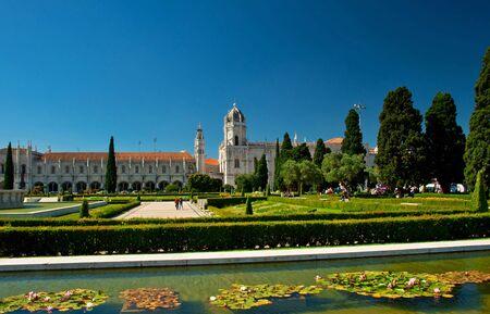 eacute: Il Monastero dos Jer�nimos a Lisbona