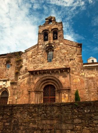 aviles: Nice old church in the city in Spain