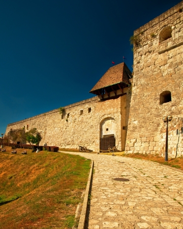 The castle of Eger, Hungary  Stock Photo - 16425538