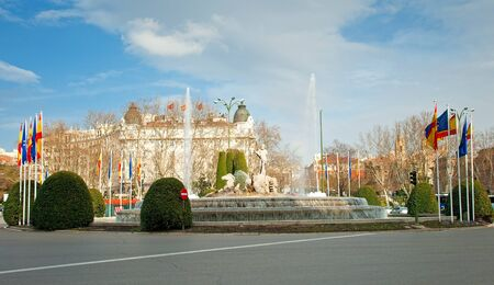 Fountain in Spain  photo