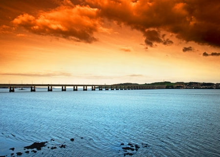 Dundee city Scotland