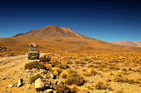 Nice Bolivian scene Stock Photo - 16995748