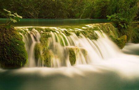 Small waterfall Stock Photo - 17008310