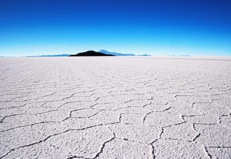 Desert Salar de uyuni Bolivia
