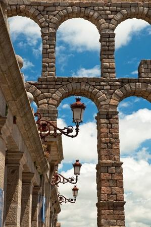 segovia: Old town of Segovia