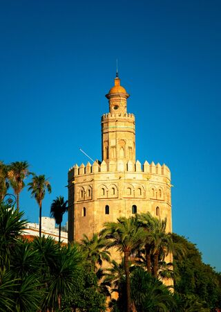Torre de oro in Seville Stock Photo - 17134826