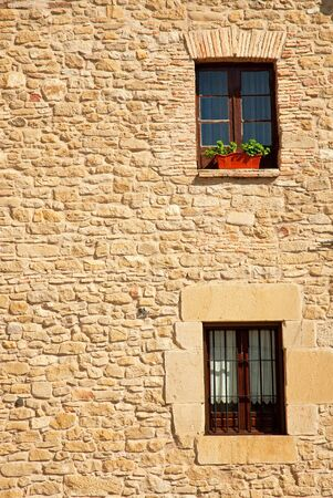 Windows in Spain  photo