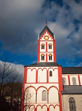 liege: city of Liege  Stock Photo