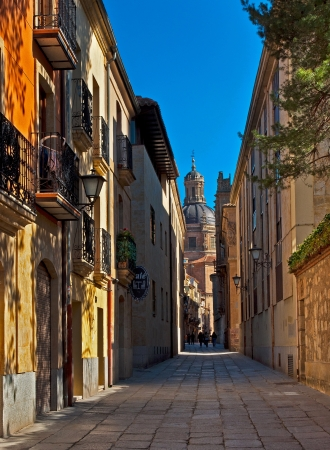 Old town of Salamanca, Spain