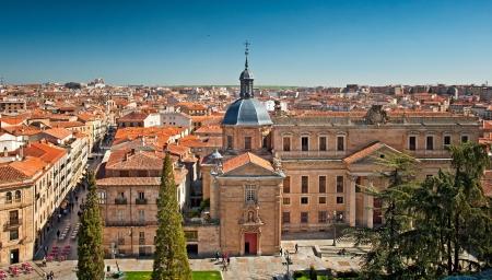 Old town of Salamanca, Spain