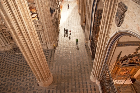 Cathedral of Salamanca in Spain