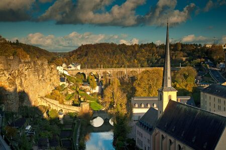 luxembourg: Luxembourg Stock Photo
