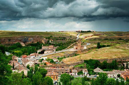 segovia: Segovia Stock Photo