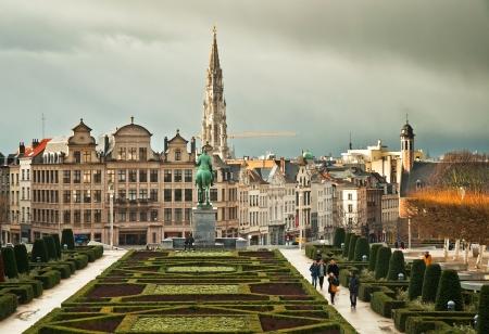 Brussels, Belgium Stock Photo - 18477026