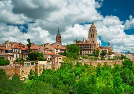 Segovia Stock Photo - 19349294