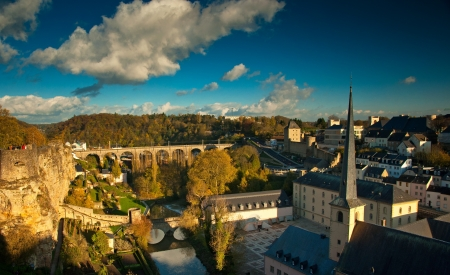 luxembourg Stock Photo - 22274405
