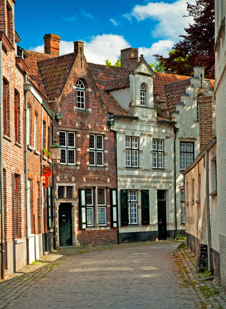 Old town of Brugge