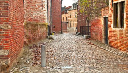 Bella casa nel centro storico di Leuven, in Belgio
