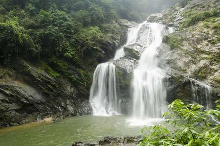krung: krung ching water fall,Nakhon Si Thammarat,Thailand
