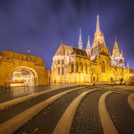 pecheur: Fishermens bastion � Budapest, Hongrie