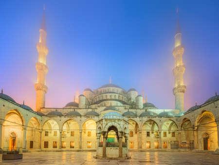 suleymaniye: The Suleymaniye Mosque or Blue mosque in Istanbul, Turkey